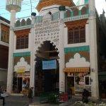 Jama Masjid at Leh market