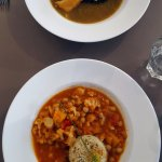 Morrocan Tagine Special and Katsu Curry