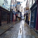 Shambles very early in the morning - best time to see it!