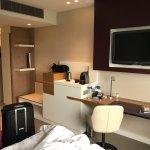 Nice and modern room