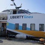 Liberty in Milazzo sea-port