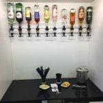 Bebidas y snacks GRATIS!