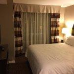 Bedroom of 1King Suite