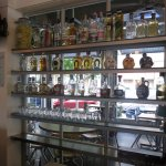 Interesting selection of spirits, some infused. Not like our Cantina, though, in downtown St. Pe