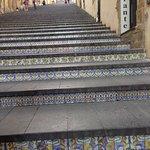 Photo of Staircase of Santa Maria del Monte