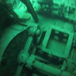 Inside the USS Kittiwake