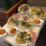 Sono capitato nel pranzo sardi che fanno una volta al mese! Fantastico!!!! Sapori veri, sani e u