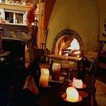 Casita with Adobe Fireplace @ Casa Gallina