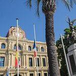 City Hall of Cannes