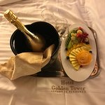 Surprise compliments of our stay!