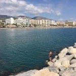a short walk from Promenade
