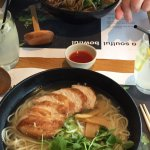 Photo de wagamama tower hill