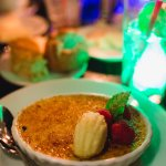 The Creme Brulee was divine! Don't leave here without having this amazing dessert!