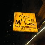 Photo of Caffe Macaroni Sciue Sciue