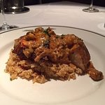 Grouper in a creole sauce