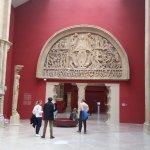 Aile Romane du musée (architecture 1876)