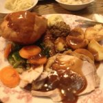 Sunday Roast at The Old Mill Baggington