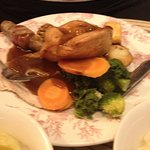 Sunday Roast at The Old Mill at Baginton