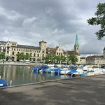 Free Walk Zurich Foto