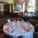 Chardonnay Room for baby shower