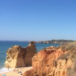 Silves and beach views