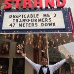 Historic Strand Dinner Cinema