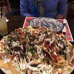 Margarita & Grand Nachos
