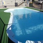 Excellent pool area