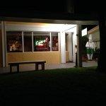Outside view of Italian Restaurant Ciao, in Longboat Key, FL