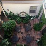 Charming Courtyard