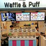 Foto de Waffle & Puff