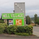 Mill Village Motel Foto
