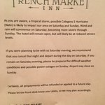 Photo de French Market Inn