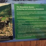 Information about the Snowdonia Society