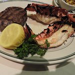 Filet & Lobster this the spot for an entree