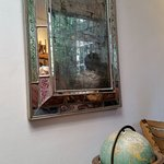 the mirror Frida used to make her self portraits