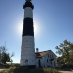 Awesome park!!! Volunteers at the lighthouse... super friendly... worth the walk there & back an