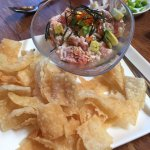 California Poke Appetizer