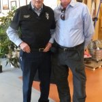 Don Aslett and EWanderingMan