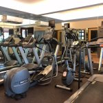 Gym at Eaton Residences, Wan Chai Gap Road