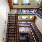 Palais Historical Staircaise