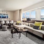 Skyline Suite Living Room