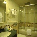 Bathroom at Elite World Prestige Hotel