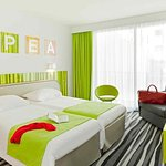 Photo de Ibis Styles Paris Porte d'Orléans