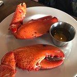 Huge lobster claws