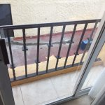 This is NOT the balcony shown in pictures. Barely big enough to stand.