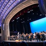 Queensland Symphony Orchestra performing at Empire Theatre