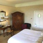 Kildare Room (deluxe room in castle 2nd floor)