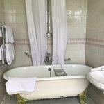 Kildare Room (deluxe room in castle 2nd floor) (clawfoot tub)