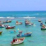 Fishing Harbour-Weligama